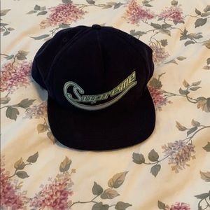 Supreme Corduroy Hat | Worn Once